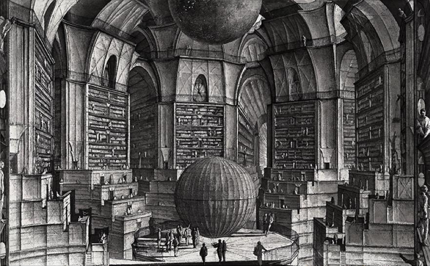 bibliotheek Babel