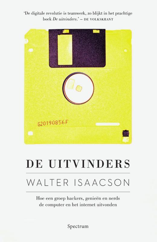 de uitvinders walter isaacson