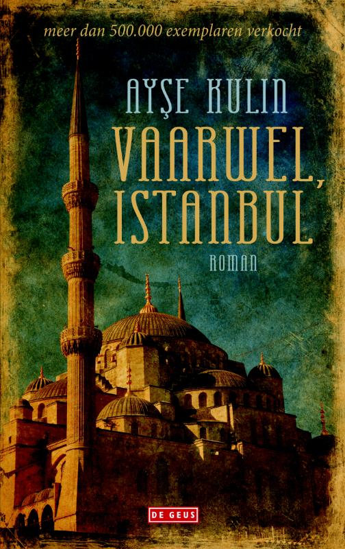 Vaarwel Istanbul