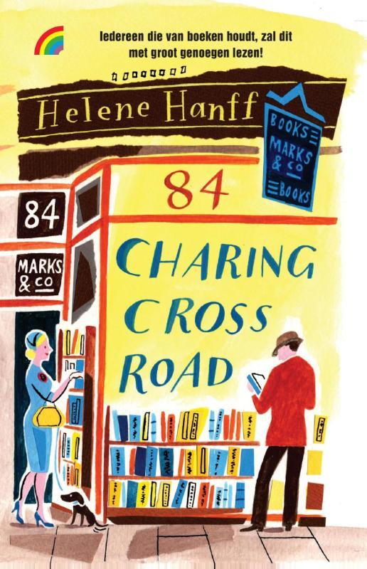 charing cross road 84 helene hanff