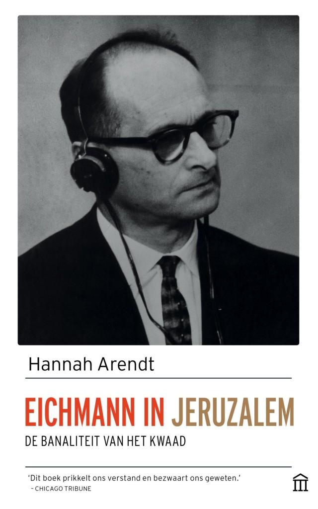eichmann in jeruzalem hannah arendt