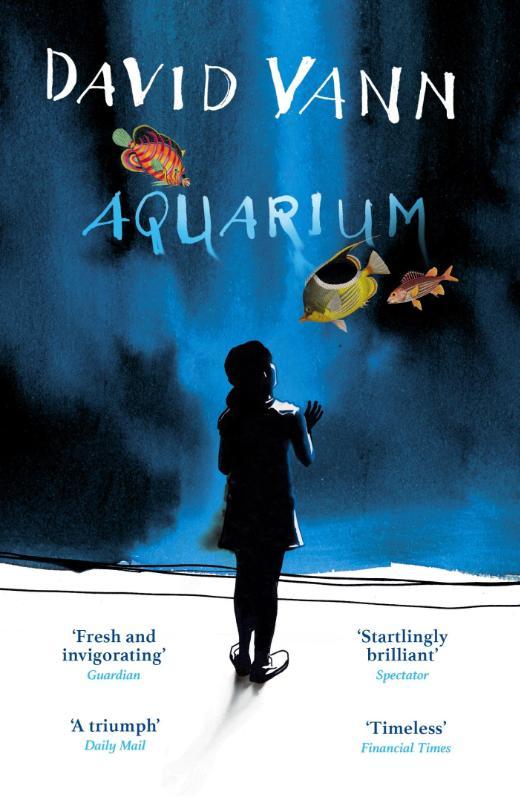 David Vann Aquarium
