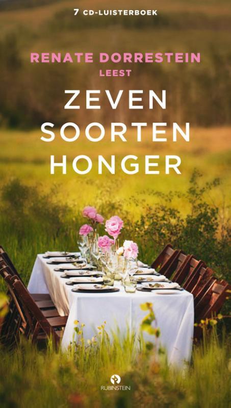 Renate Dorrestein Zeven soorten honger luisterboek