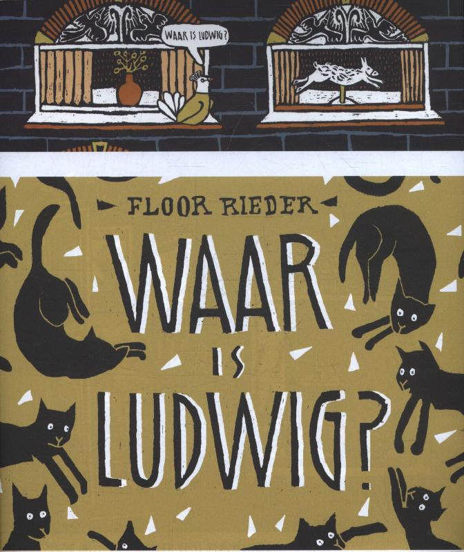 Floor Rieder waar is ludwig?