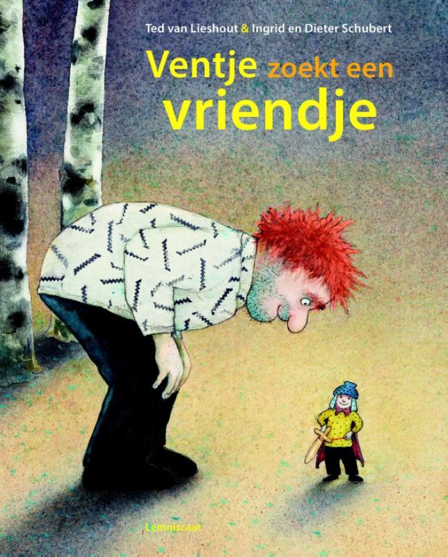 Ted van Lieshout zoekt een vriendje