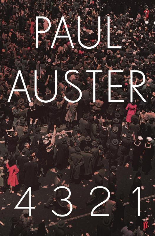 4321 Paul Auster
