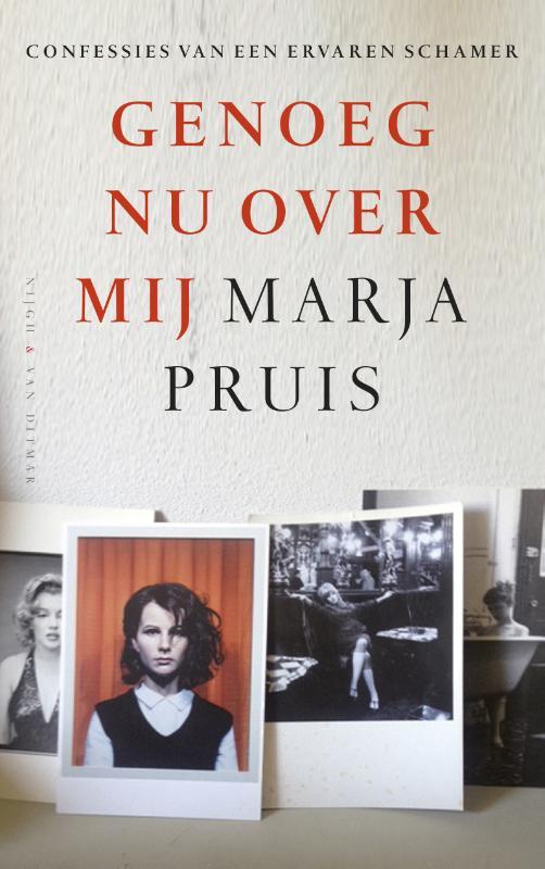 Genoeg nu over mij Marja Pruis