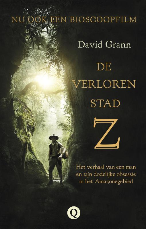 De verloren stad Z David Grann