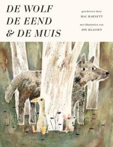 De wolf, de eend & de muis Mac Barnett