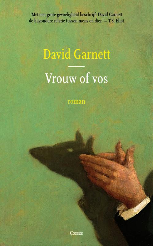 Vrouw of vos David Garnett