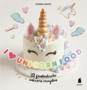 I love unicorn food Sandra Mahut