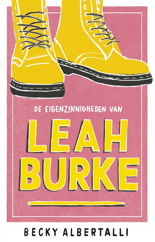 De eigenzinnigheden van Leah Burke Becky Albertalli