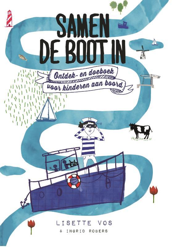 Samen de boot in Lisette Vos