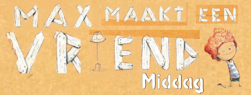 max maakt een vriend-middag