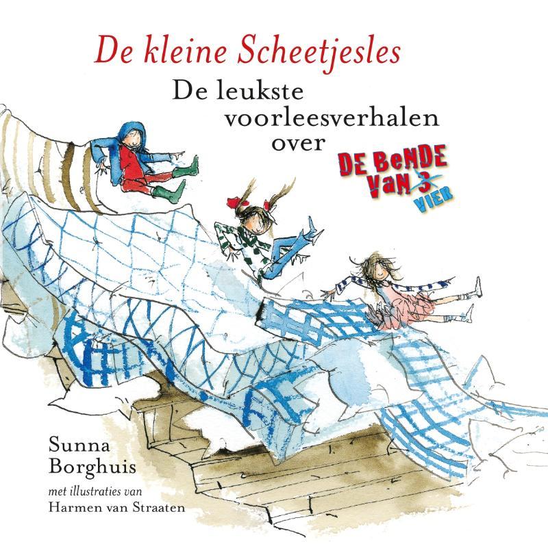De kleine Scheetjesles Sunna Borghuis
