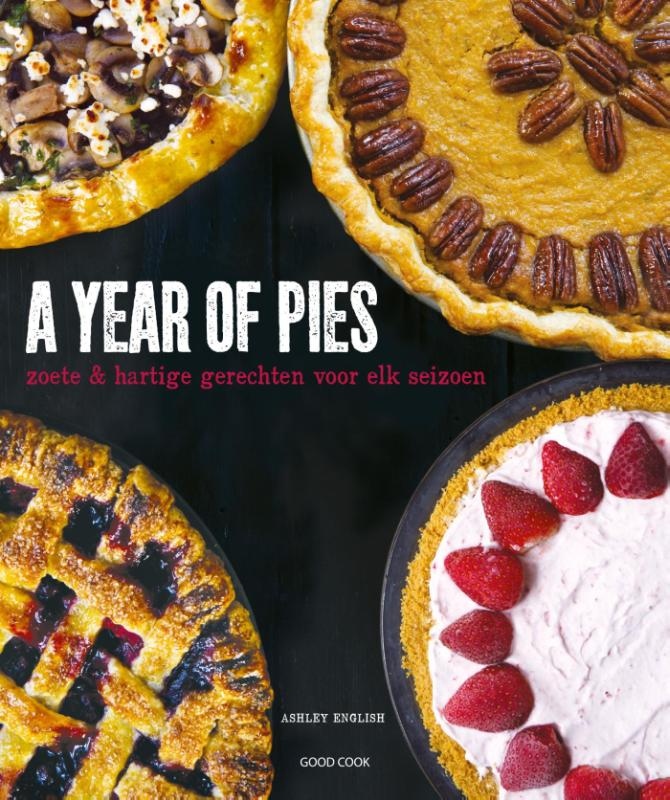 A year of pies Ashley English