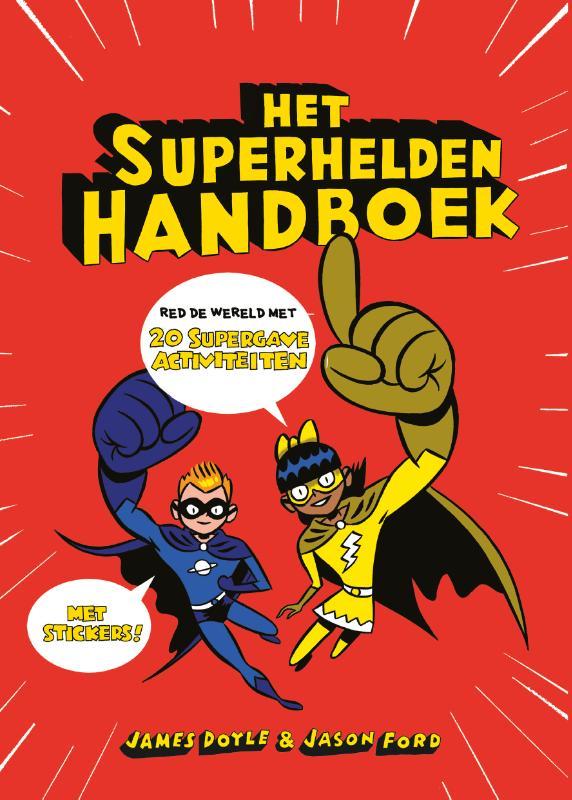 Het superheldenhandboek James Doyle