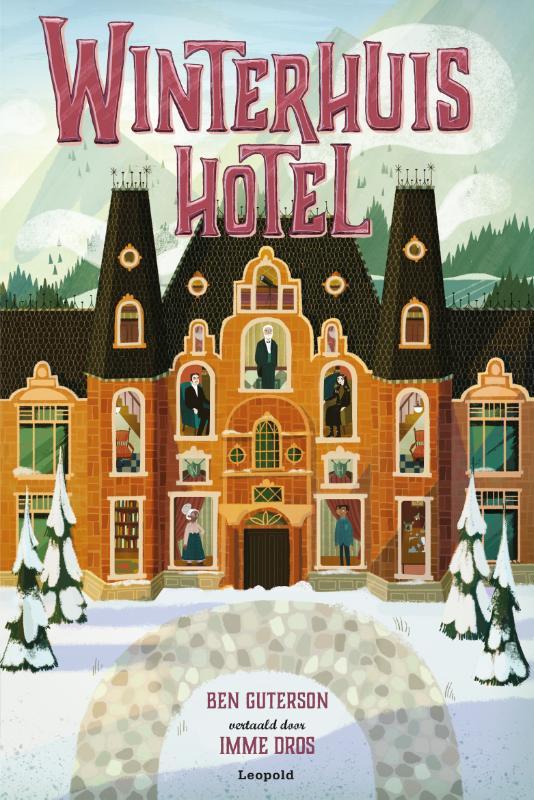 Winterhuis Hotel Ben Guterson