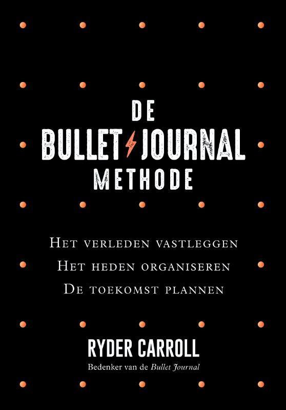 bullet journal methode ryder carroll