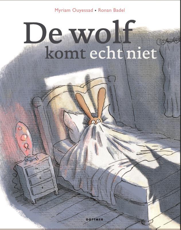 De wolf komt echt niet Myriam Ouyessad