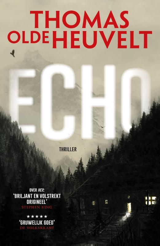 Echo Thomas Olde Heuvelt