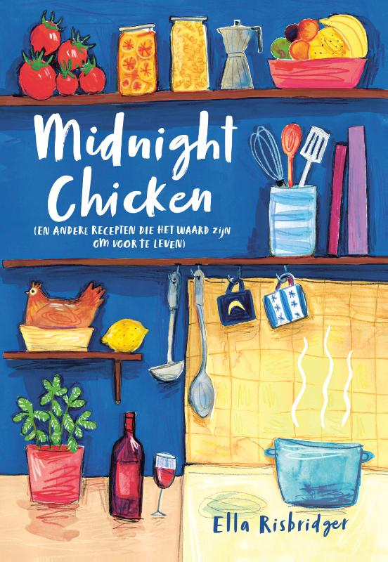 midnight chicken risbridger