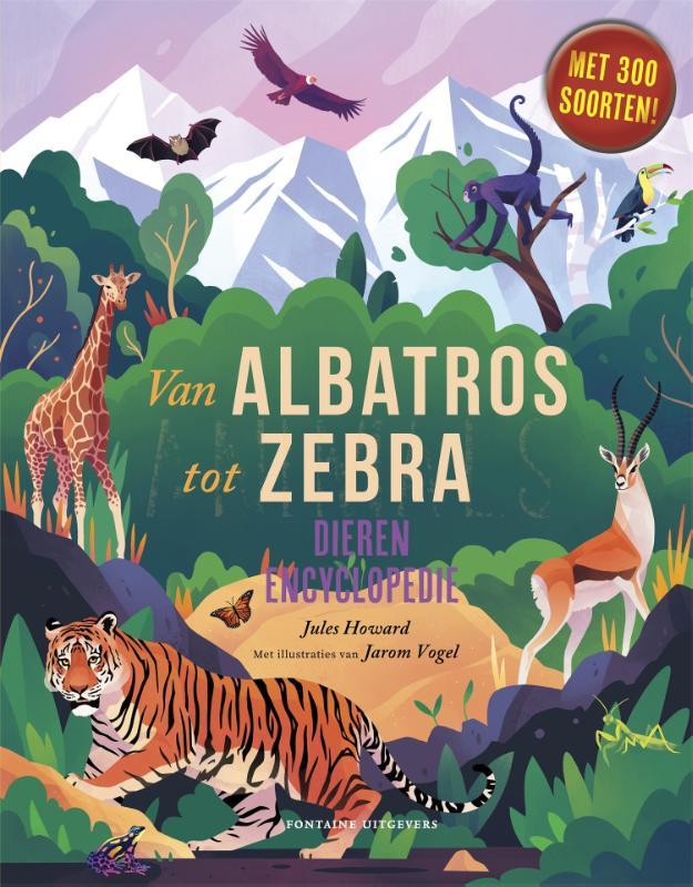 albatros zebra