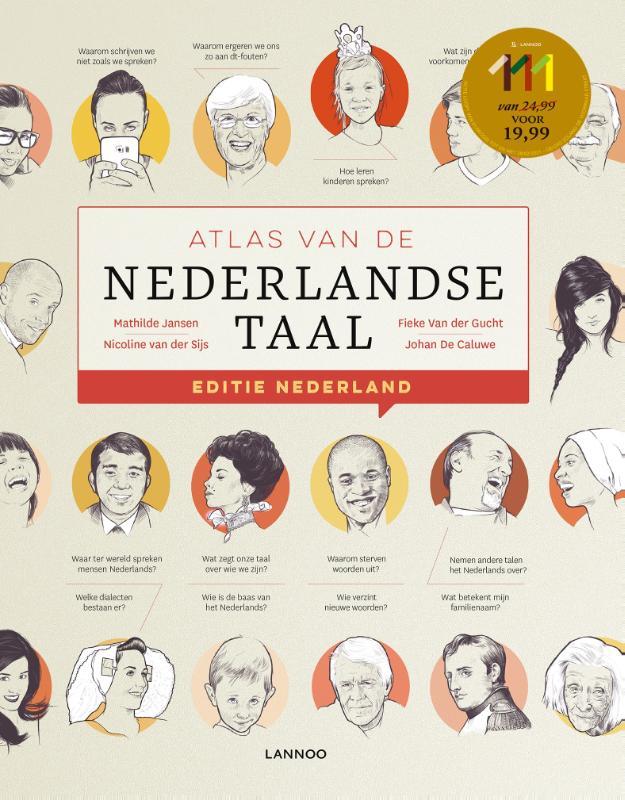 Atlas van de Nederlandse taal