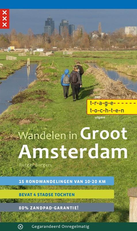 kaft wandelen in groot amsterdam Burgers