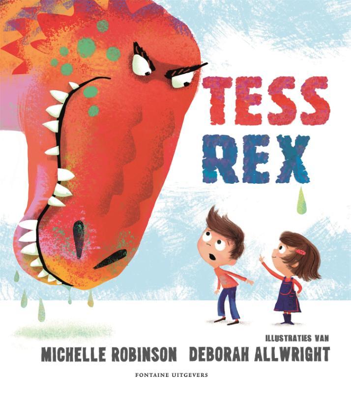 tess rex robinson