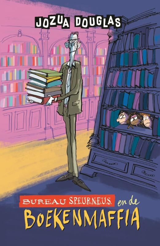 Bureau Speurneus en de boekenmaffia Douglas, Jozua / Gratama, Geert