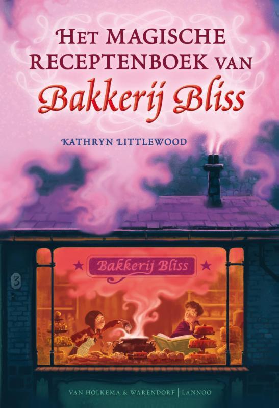 Het magische receptenboek van Bakkerij Bliss