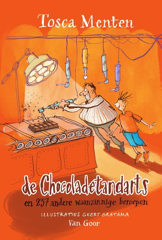 chocoladetandarts menten